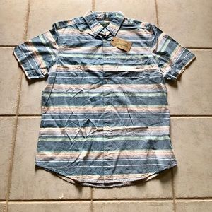 Woolrich Seaport Oxford Button Down Shirt